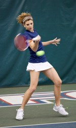 Women's Tennis To Host Southern Miss Saturday In Weather-Altered