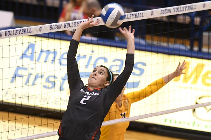 Volleyball Knocks Off Indiana & UNLV On Final Day Of Hoosier Classic
